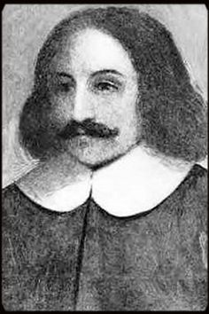 Governor William Bradford ~ (1590 - 1657) ~ My 10th Great Grandfather and Mayflower Passenger