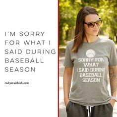 ⚾ Who comes to mind when you see this? Braves Baseball, Baseball Season, Rubys Rubbish, Fans, Mindfulness, Sayings, T Shirt, Women, Supreme T Shirt