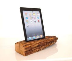 iPad Dock Air/Air2 iPad 4 Ladestation Wohnkultur von valliswood