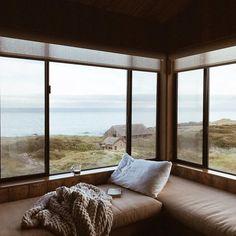 Wabi Sabi, Window View, Slow Living, House Goals, Beach House Decor, Cozy House, Future House, Interior And Exterior, Sweet Home