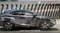 2017 Lexus NX Hybrid from McGrath Lexus of Chicago Serving Cicero Oak Park and Berwyn IL!