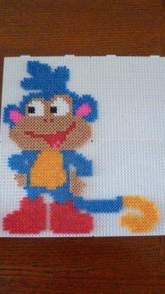 Dora hama beads by mamypapou