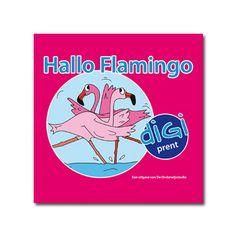 Miniboekje - Hallo Flamingo http://onderwijsstudio.nl/product/miniboekje-hallo-flamingo/