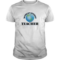 World's Sexiest Teacher - The perfect shirt to show your admiration for your hard working loved one.