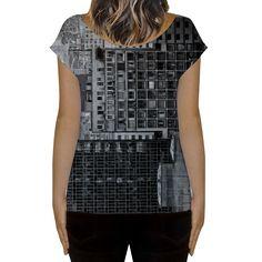 Compre Cidades: São Paulo de @abussolaquebrada em camisetas fullprint de alta qualidade. Incentive artistas independentes, encontre produtos exclusivos.