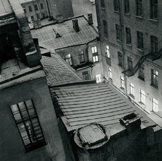Boris Smelov (Борис Смелов) вид на крыши 1990е