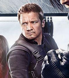 #Hawkeye - CAPTAIN AMERICA: CIVIL WAR #CaptainAmericaCivilWar