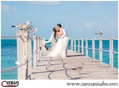 Wedding season started strong this 2020 with our first wedding of the new year! Cancun Wedding, Wedding Season, Wedding Photography, Strong, Seasons, Seasons Of The Year, Wedding Photos, Wedding Pictures