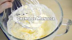 Crema de Manteca a base de Merengue 01