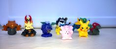 New POKEMON 12 Piece Figures Play Set PIKACHU Gift Cake Topper Party Favor #P9…