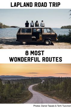 Hop in, buckle up, and let's travel the most relaxing and rewarding stretches of asphalt in the world. These routes in Lapland are guaranteed to make your road trip unforgettable. Places To See, Stretches, Road Trip, World, Travel, Viajes, Road Trips, Destinations, The World