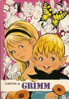 CUENTOS DE GRIMM - TOMO Nº 1 - MARIA PASCUAL - ED. TORAY - 1980 (Libros de Lance - Literatura Infantil y Juvenil - Cuentos)