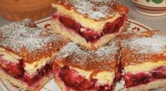 Skvělé česnekové placky podle slovenského receptu z Tater | iRecept.cz Baking Recipes, Cake Recipes, Dessert Recipes, Swiss Roll Cakes, Czech Recipes, Hungarian Recipes, Aesthetic Food, Food Cakes, Amazing Cakes