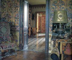 48 fantastiche immagini su rudolph nureyev apartment for Interni case bellissime