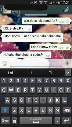 Crazy stupid text messages!!