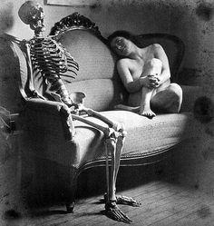 Todt und das Mädchen