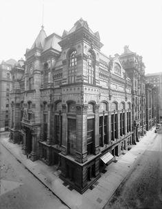 Chicago Board of Trade Building, c. 1904-1913