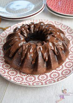 Bundt cake au chocolat et noisettes -Yumelise - recettes de cuisine