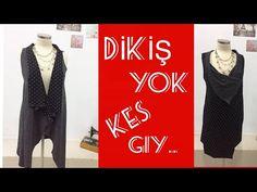 Cowl, Kimono, Vest, Youtube, Instagram, Dressmaking, Cowls, Kimonos, Youtubers
