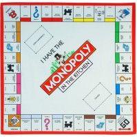 Trapo de cocina Monopoly