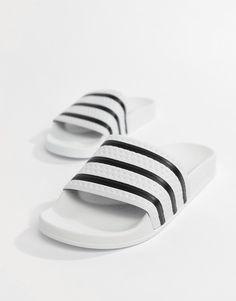 9c8c91494c29b Today s Crush  adidas Originals Adds Height To It s Adilette Slides ...