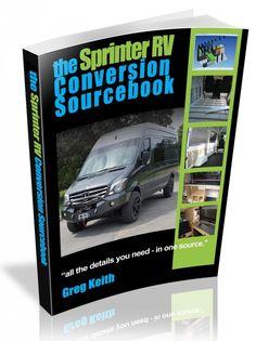 Sprinter RV Conversion Sourcebook, 7th Edition