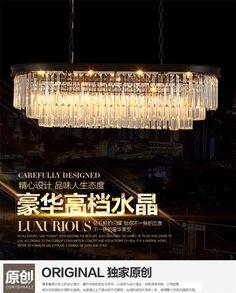 Американский ретро минималистский Continental Iron K9 люстра творческий ресторан роскошная вилла гостиной хрустальная люстра - Taobao