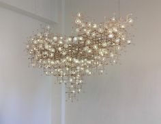Art Light at Carpenters Workshop Gallery...