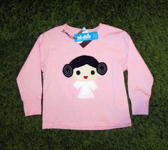 Princess Layer Baby Girl Toddler Long Sleeve by micielomicielo, $28.50
