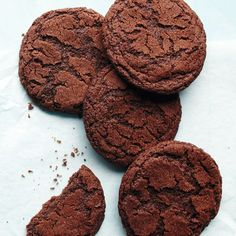 These crumbly cookies are spicy, chocolaty treats the whole family will love.