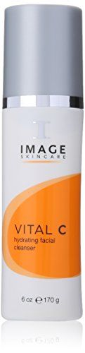 Image Skincare Vital C Hydrating Facial Cleanser 6 Ounce ** More info could be found at the image url.(This is an Amazon affiliate link and I receive a commission for the sales)