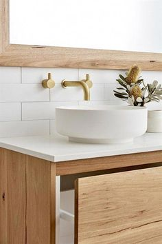 12 Splendid Bathroom Vanities For Vessel Sinks Bathroom Vanities And Sink Combo #furniturecustom #furnituremewah #BathroomVanities