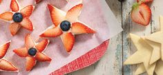 Fun idea for star cookies for Summer!