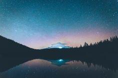 bryandaugherty:  Trillium lake