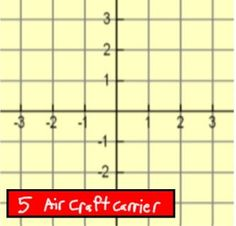 Reflections of a High School Math Teacher: Battleship for Introduction to Algebra Students