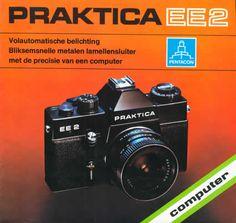 PRAKTICA EE2 (1976 - Dutch)  www.foldermuseum.nl