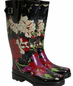 NEW SAK SAKROOTS Rubber Fleece Lined Rain/Snow Boots--Variety of Sizes & Colors!