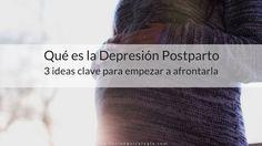 Durante el embarazo, o ya una vez se ha dado a luz, pueden aparecer síntomas de depresión que pueden oscilar desde una intensidad leve a grave y que son el resultado de múltiples factores físicos, psicológicos y sociales que confluyen en los meses que preceden o siguen al momento del parto.