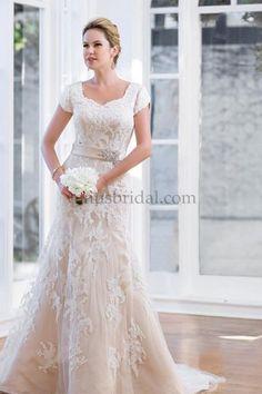 TB7668.jpg (378×567),BestBridalPrices.com,sz18,Color:ivory & romantique,Venus Wedding DressesStyle: TB7668, $898.00