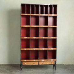 The Steampunk Home: Bookshelves