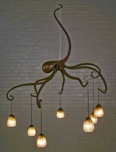 I want this Octopus lamp