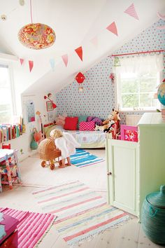 kids room girly