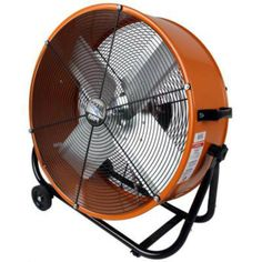 The Gf 14 Garage Fan Will Cool The Garage As Much As 20