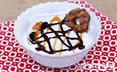 Samoas ice cream cake recipe