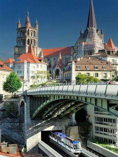 Lausana, Suiza
