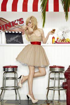Allison Harvard; she should have won America's Next Top Model Allstars Cycle