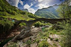 Valle versasca ticino Switzerland