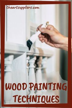 Wood painting techniques  Wood painting  Paint as wood stains   Painting wood  Paint on wood diy Wood Painting Techniques, Oil Painting For Beginners, Types Of Painting, Diy Painting, Painting On Wood, Paint Brush Sizes, Art Inspiration Drawing, Sharp Objects, Paint Drying
