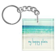 Happy Place Beach Keychain: http://www.beachblissdesigns.com/2015/07/happy-place-beach-keychain.html