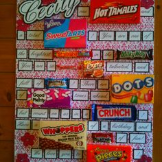 + images about Candy card on Pinterest | Candy birthday cards, Candy ...